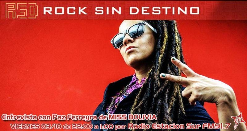 RSD miss bolivia