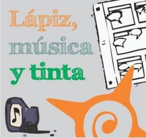 Lápiz, música y tinta