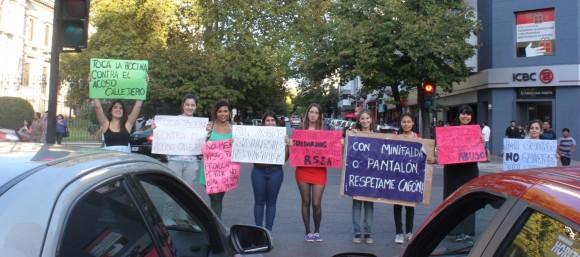 semana internacional contra el acoso callejero