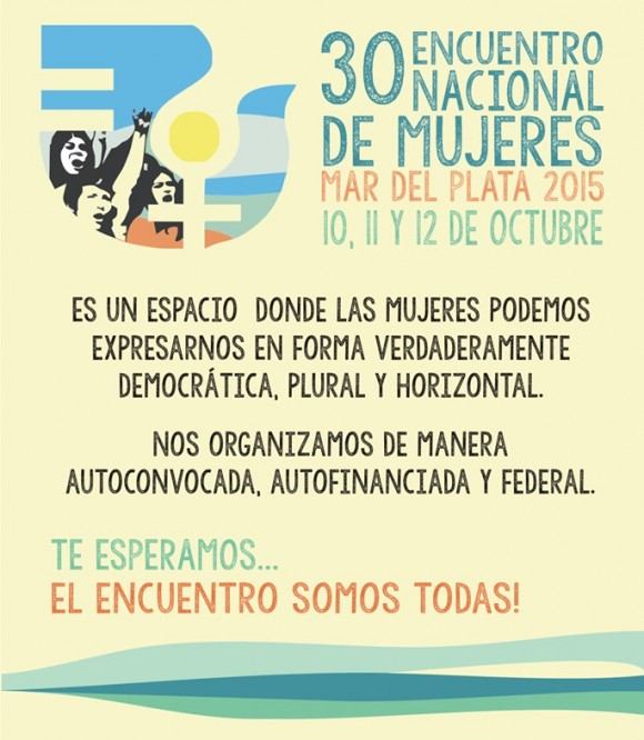 30 encuentro nacional de mujeres